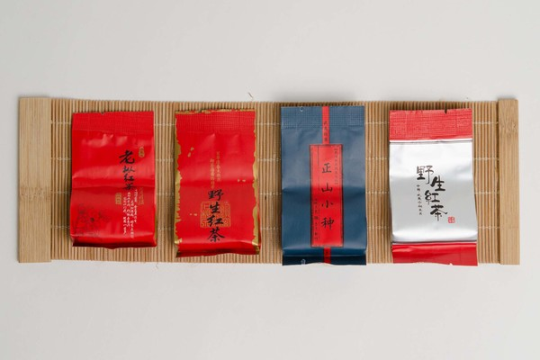Black tea  packaging  tea   04