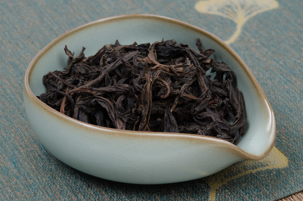 2019  da hong pao  old tree  tongmu2