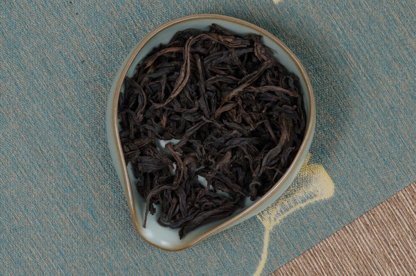2019  da hong pao  old tree  tongmu3