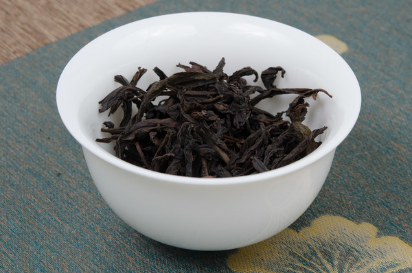 2019  da hong pao  old tree  tongmu4